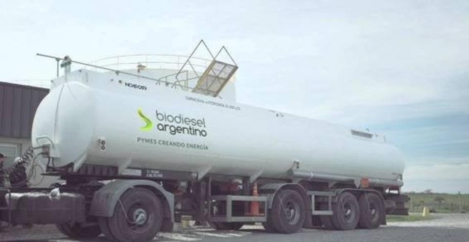 EUA mantém taxa de até 72,28% sobre a importação do biodiesel argentino