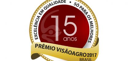 Prêmio VisãoAgro homenageará 25 usinas no dia 6 de dezembro